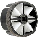 ユニックス 角形レジスター KRP150専用 花粉/DEP対策フィルター トレフィン TF150A-KRP 直径150mm