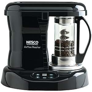 Nesco CR-1010-PRR Coffee Bean Roaster, 800-watt