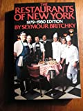 img - for The Restaurants of New York: 1979-80 Edition by Seymour Britchky book / textbook / text book