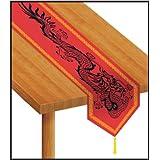 Beistle Printed Asian Table Runner