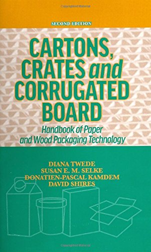 Cartons, Crates and Corrugated Board: Handbook of Paper and Wood Packaging Technology, Second Edition (Corrugated Packaging compare prices)