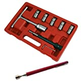 Diesel Injector Seat Cutter Set With Bonus Pick Up Tool 1 Pack/S
