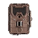 Bushnell 8MP Trophy Cam HD Black LED Trail Camera with Night Vision, Brown