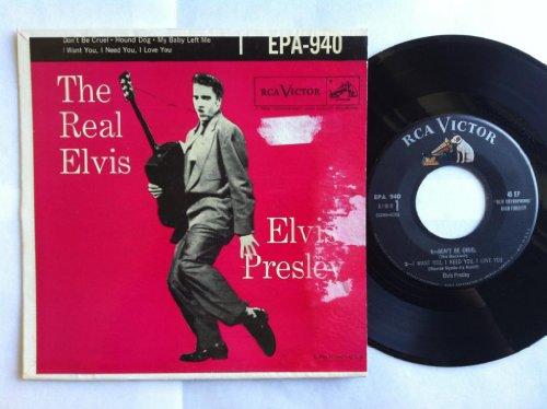 Elvis Presley - The Real... Elvis - Zortam Music