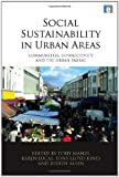img - for Social Sustainability in Urban Areas: Communities, Connectivity and the Urban Fabric book / textbook / text book