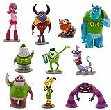 Disney(ディズニー) Monsters University Deluxe Figure Play Set モンスターズ・ユニバーシティのフィギュアセット 【並行輸入品】