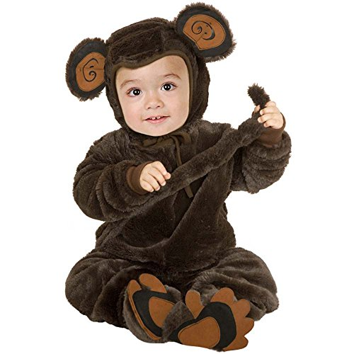 Charades Costume - Plush Monkey-6-18 months