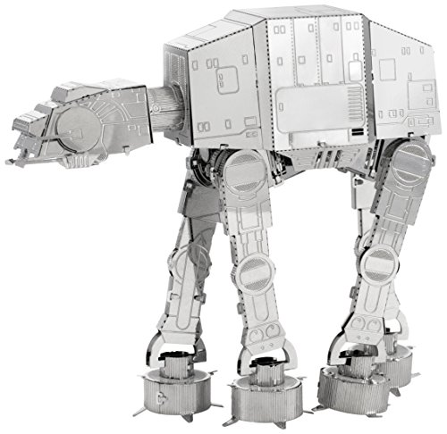 Great Features Of Metal Earth Star Wars AT-AT 3D Laser Cut Model