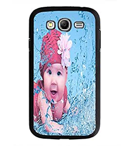 PrintDhaba Cute Baby D-2817 Back Case Cover for SAMSUNG GALAXY GRAND NEO (Multi-Coloured)