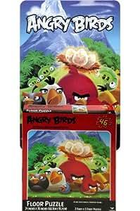 Angry Birds Floor Puzzle, 46-Piece