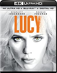 Lucy (4K Ultra HD + Blu-ray + Digital HD)