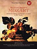 img - for Music Minus One Bb Clarinet or A Clarinet: MOZART Quintet in A, KV581 (Book & CD) (Music Minus One (Numbered)) book / textbook / text book