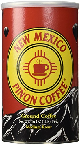 NM Piñon Coffee Regular Ground 16oz. (New Mexico Pinon Coffee Beans compare prices)