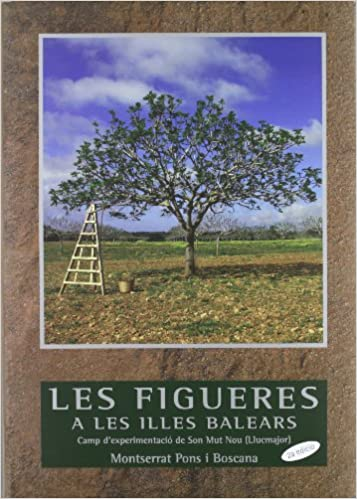 Cover of Les figueres a les Illes Balears
