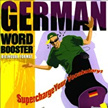 German Word Booster: 500+ Most Needed Words & Phrases Audiobook by  Vocabulearn