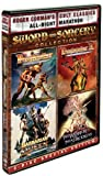 Roger Cormans Cult Classics Sword And Sorcery Collection (Deathstalker, Deathstalker II, The Warrior And The Sorceress & Barbarian Queen)