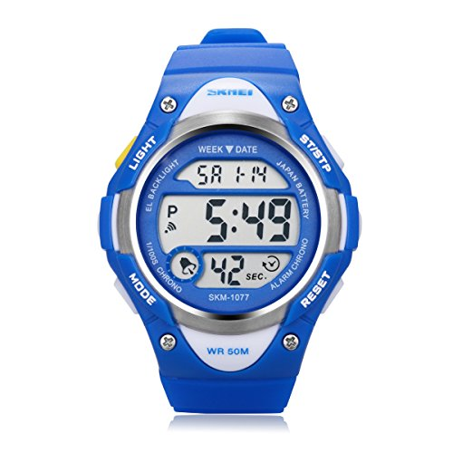 Outdoor Sports Children Watch