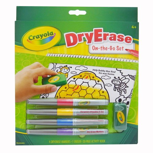 Crayola Dry Erase On the Go Set