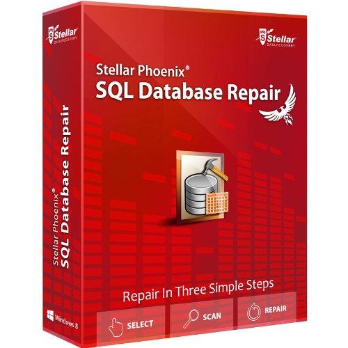 Stellar Phoenix SQL database Repair - Lifetime License