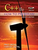 img - for C++ How to Program: Late Objects Version (7th Edition) (How to Program (Deitel)) book / textbook / text book