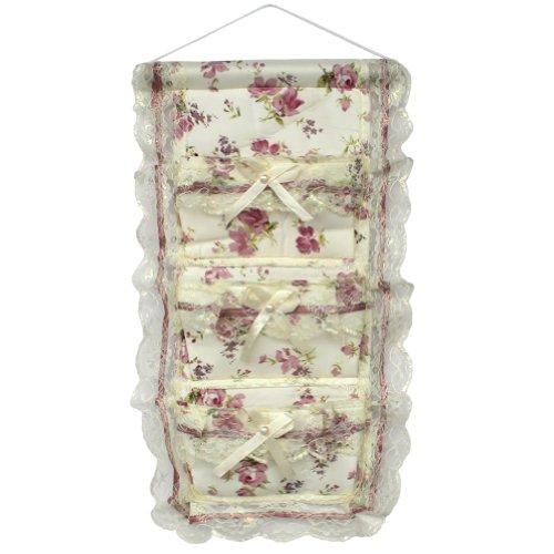 [Rose & Bud Silk] Wall Hanging/ Wall Organizers / Wall Baskets / Hanging Baskets (11*19)