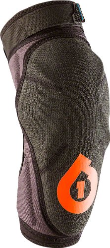 SixSixOne  Evo 2014 Adult Elbow Guard All-Terrain Bicycle MTB Body Armor - Black / Large