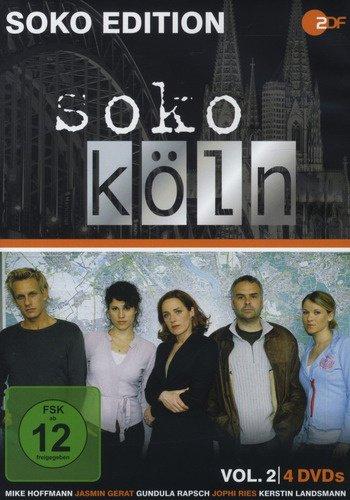 Soko Edition - Soko Köln, Vol. 2 (4 Discs)