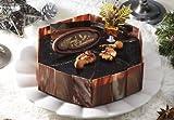 クリスマスケーキ 予約 2016 人気商品 (レ・グラン・ショコラティエ エグザコーヌ)(直径約14.5cm)
