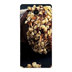 Delighted Ice Cream Cone Multicolor Back Case Cover for Redmi 2 Prime