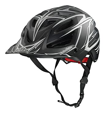 Troy Lee Designs Mens A1 Helmet BMX Bicycle Helmet by Troy Lee Designs