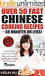 Over 50 Fast Chinese Cooking Recipes...