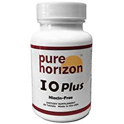 IOPlus by Pure Horizon Niacin-Free Iodine Supplement...