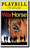 img - for Brand New Color Playbill from War Horse starring Seth Numrich Matt Doyle Boris McGiver Alyssa Bresnahan book / textbook / text book