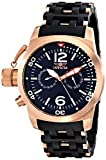 Invicta Analog Black Dial Men's Watch - 80048