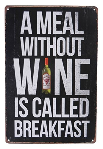 Wine Drinking Funny Alcohol Drinking Tin Sign Bar Pub Diner Cafe Home Wall Decor Home Decor Art Poster Retro Vintage (Vintage Wine Poster compare prices)