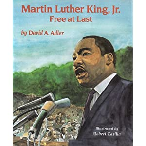 Martin Luther King, Jr. Free at Last (9780823406180) David A. Adler