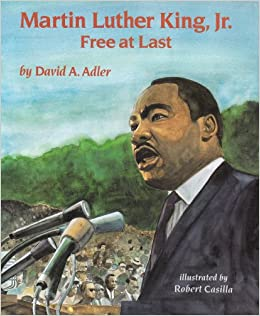 Martin luther king jr biography books