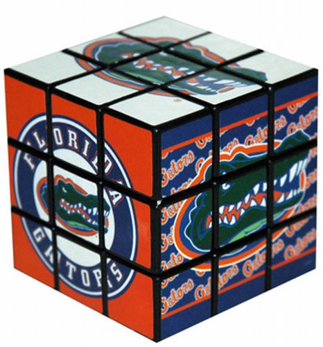 NCAA Florida Gators Toy Puzzle Cube - 1