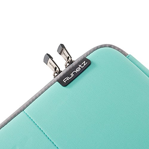 Runetz 13 Inch Hot Teal Neoprene Sleeve Case Cover For Macbook Pro 13 3 Quot With Or W Out Retina