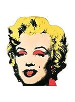 Artopweb Panel Decorativo Warhol Marilyn, 1967 Legno
