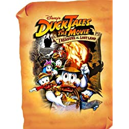 Ducktales The Movie - Treasure of the Lost Lamp