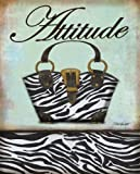Exotic Purse III - mini Fashion Art Print Poster by Todd Williams, 8x10 Art Poster Print by Todd Williams, 8x10
