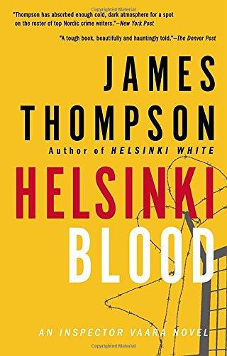 Helsinki Blood (Inspector Vaara Novels)
