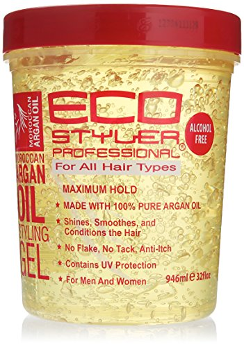 Eco Styler gel per capelli a base di olio di argan - 940 ml