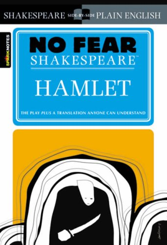 Hamlet (No Fear Shakespeare) book cover