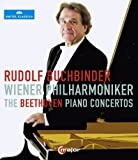 ベートーヴェン : ピアノ協奏曲全集 (Beethoven : The Piano Concertos / Rudolf Buchbinder , Wiener Philharmoniker) [Blu-ray] [輸入盤・日本語解説付]