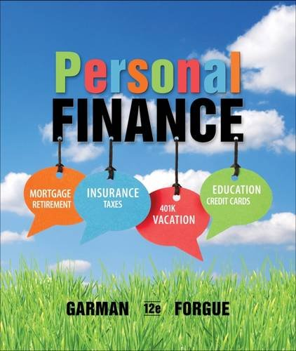 Personal Finance (Economics And Personal Finance compare prices)