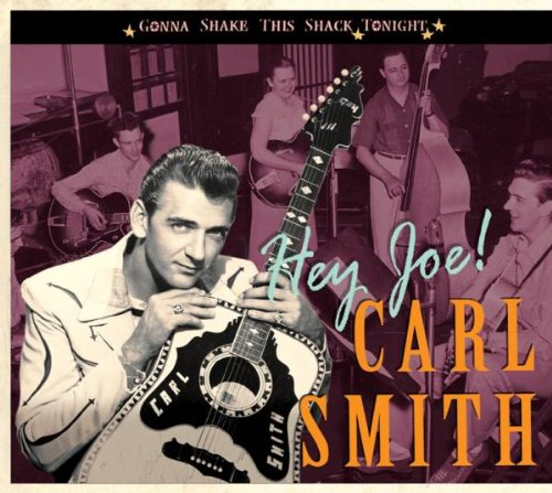 Carl - Smith - Hey Joe-CD-2010-UNiCORN INT Download