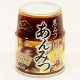 栄太楼 あんみつ (黒みつ) 内容総量255g×6缶