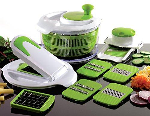 Insalatiera taglia verdure visto in tv affettatutto - Tagliare top cucina ...